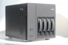 U-NAS NSC-410 Server Chassis with Power Supply