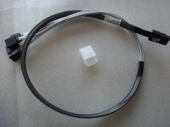 MiniSAS to 4 SATA cable
